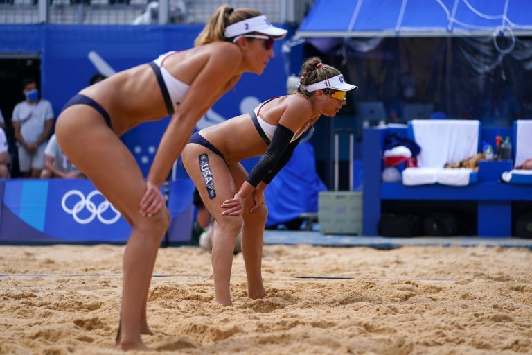 2021 Olympics women's beach volleyball gold medal match: How to watch online