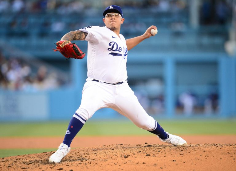 This Julio Urias injury update is coming at the absolute worst time