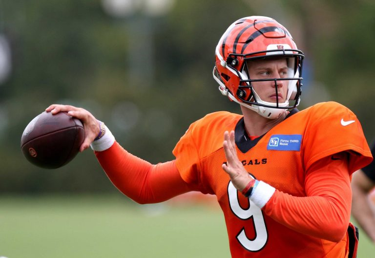 Bengals tempting fate by playing Joe Burrow in meaningless preseason finale