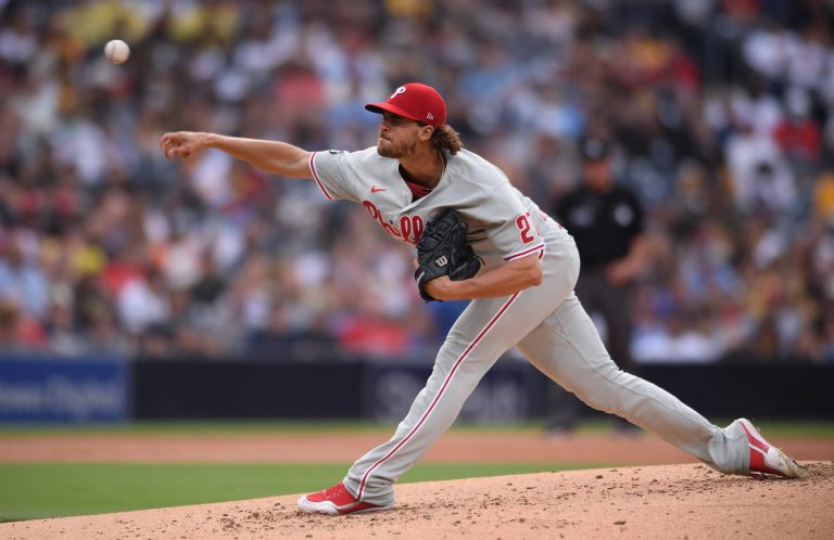 Aaron Nola strikes out brother Austin in victory for younger brothers
