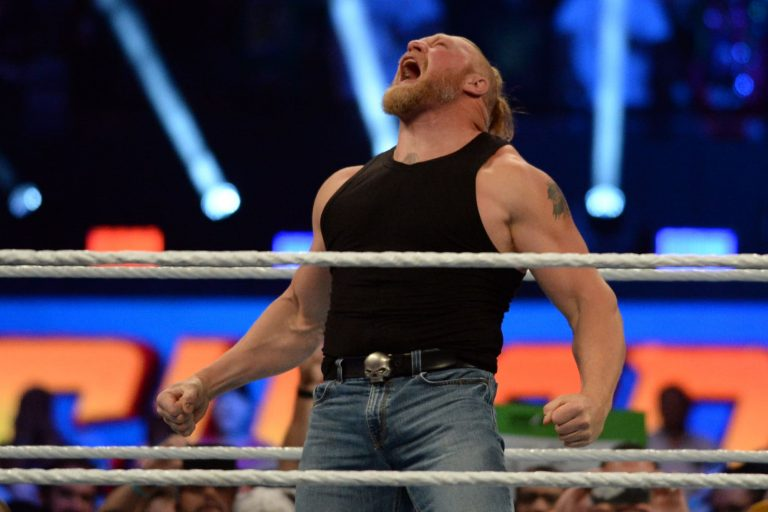 Twitter reacts to Brock Lesnar returning to WWE at SummerSlam