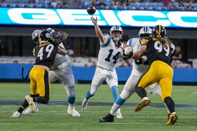 Sam Darnold will keep Panthers' WRs relevant in fantasy football