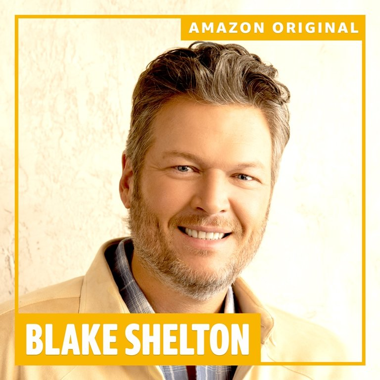 """Blake Shelton Releases New Version of """"Austin"""" Exclusively with Amazon Music"""