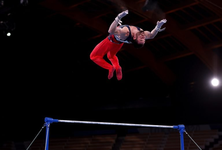 Getty photographer Jamie Squire on shooting gymnastics at the Olympics