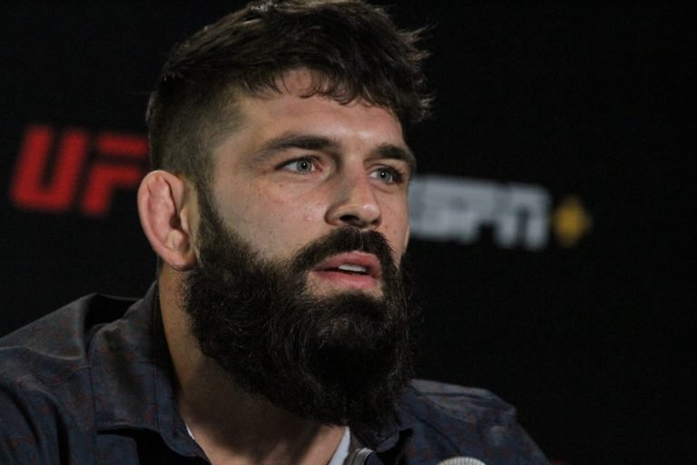 Andre Petroski thought call from Mick Maynard to fight at UFC Vegas 35 was a prank