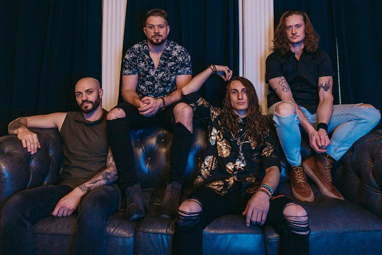 Monarch (Ex-Red Sun Rising, Wilson) Release New Song 'Pearls'