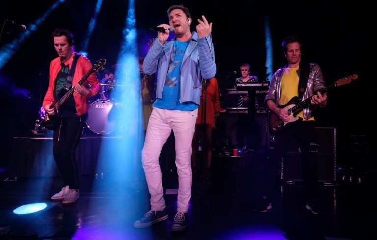 """Duran Duran's Simon LeBon warns of """"hole in next generation"""" of artists if streaming services don't reform"""
