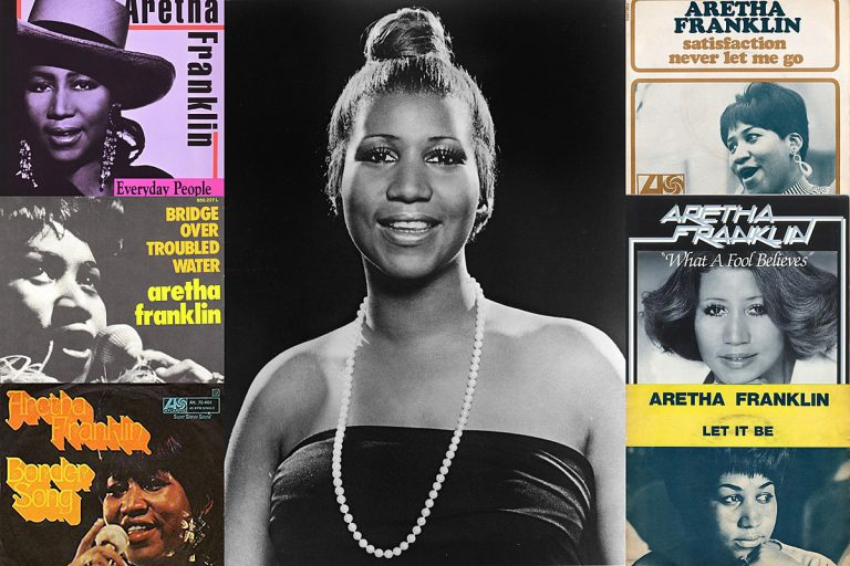 Aretha Franklin's Most Memorable Rock Covers
