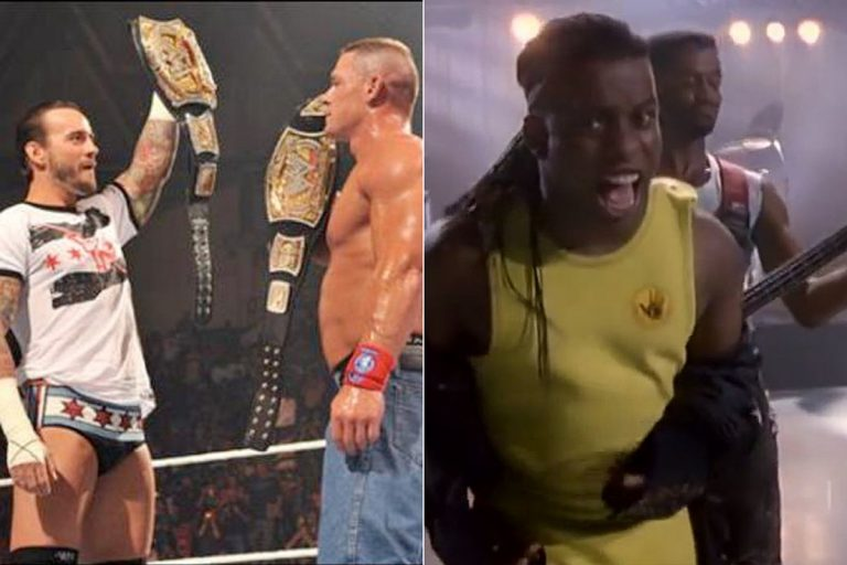 Why Living Colour's 'Cult of Personality' Is CM Punk's Theme Song