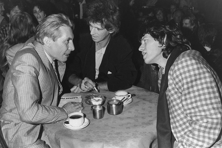 When Charlie Watts Dressed Up to Punch Mick Jagger in the Face
