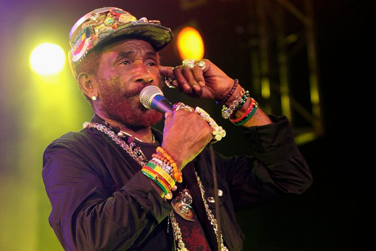 Lee 'Scratch' Perry, Reggae Producer and Pioneer, Dead at 85