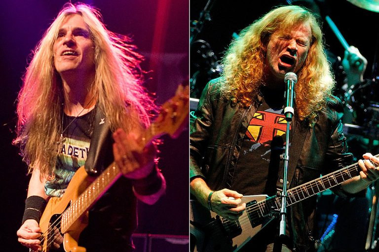 Megadeth Announce James LoMenzo as Touring Bassist
