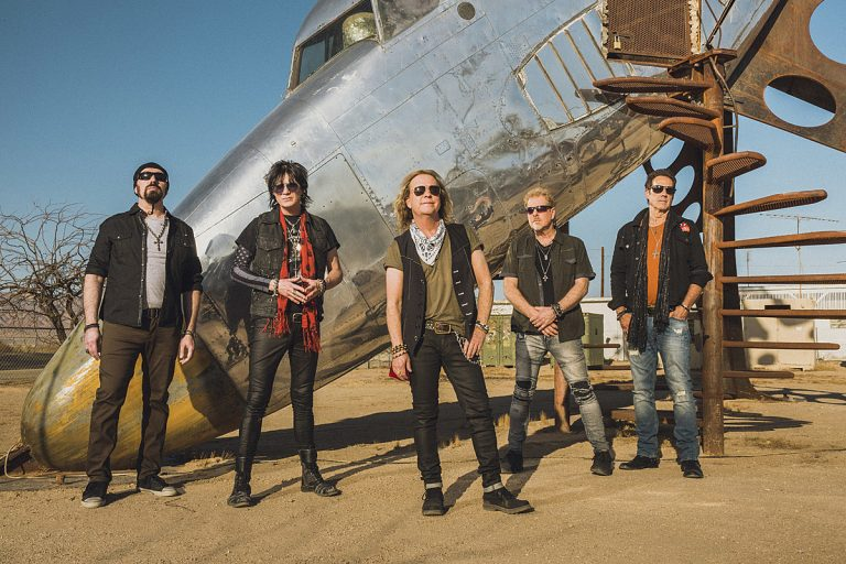 Night Ranger Rock Past Pandemic, 'Lame' Zoom Calls With New Album