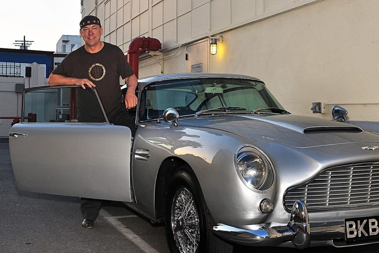 Neil Peart's Classic Car Collection Sells for $3.9 Million
