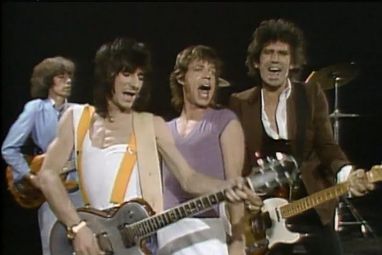 Rolling Stones Rescue 'Start Me Up' From Obscurity