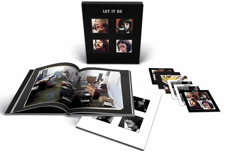 Beatles Announce 'Let It Be' Special Edition Box Set