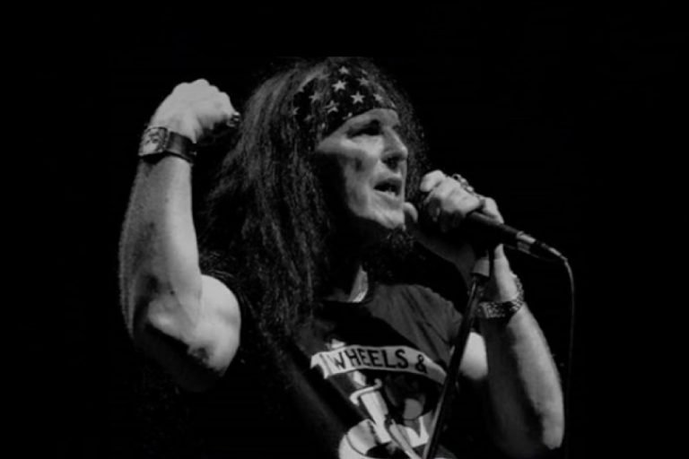 Early AC/DC Singer Dave Evans Drops Bluesy 'Who's Gonna Rock Me?'