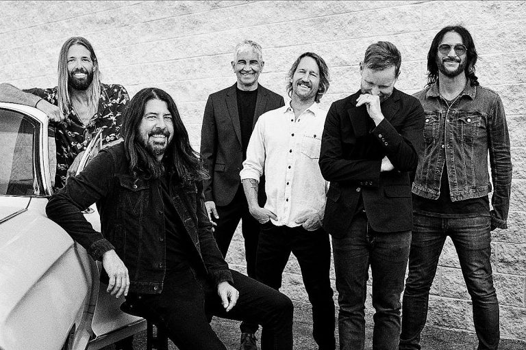 Foo Fighters to Play, Accept Global Icon Award at 2021 MTV VMAs