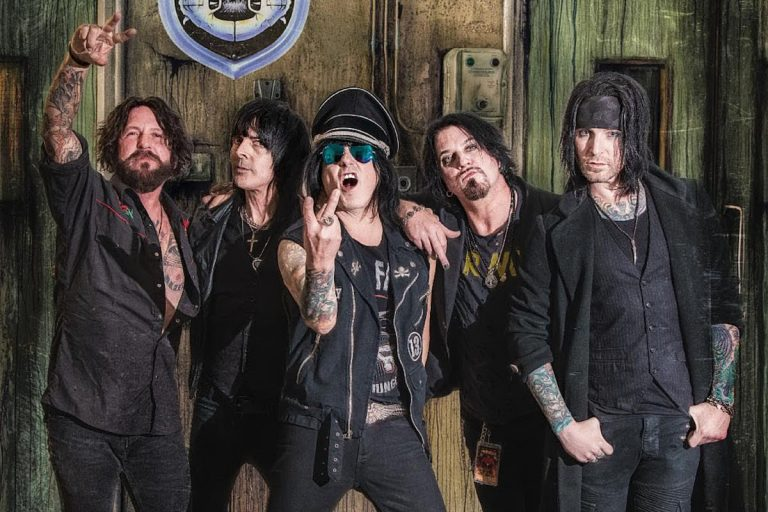 L.A. Guns Announce New Album and Release 'Knock Me Down' Single