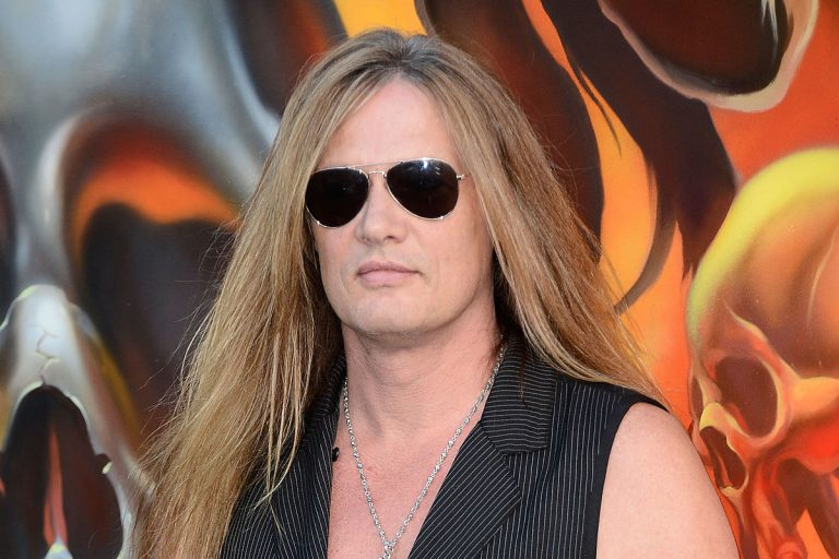 Sebastian Bach Doesn't Understand Why the Vaccine is Politicized