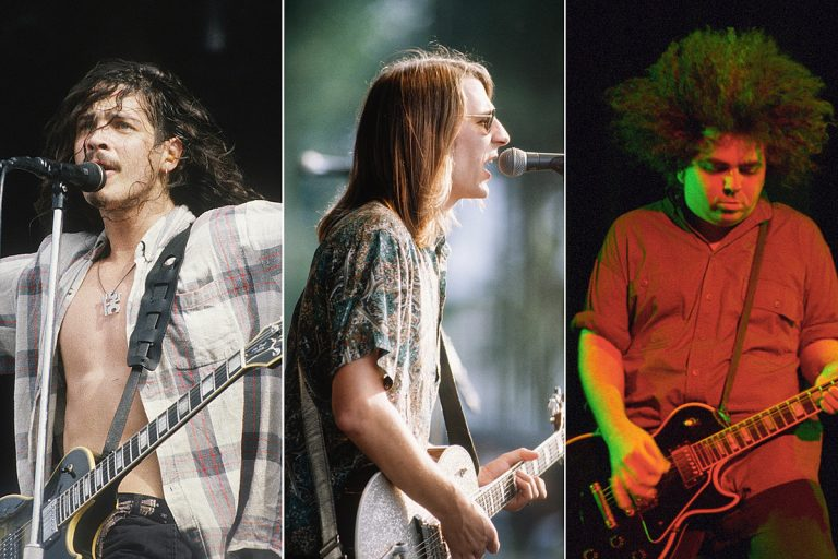 12 Bands Who Are Considered Pioneers of Grunge