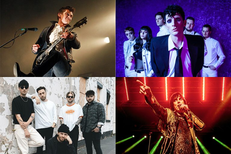 The Top 10 Rock Bands Currently Active in the United Kingdom