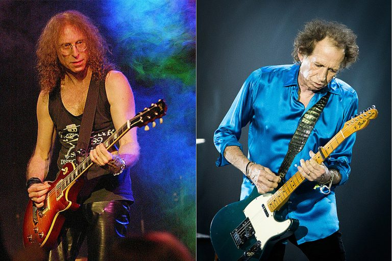 Waddy Wachtel Looks Back on 'Magical' Work With Rolling Stones