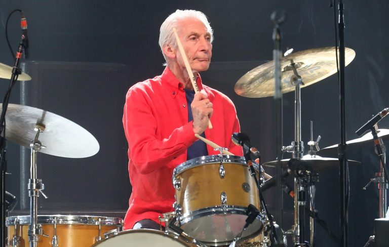Fans are sharing footage of Charlie Watts' last Rolling Stones show