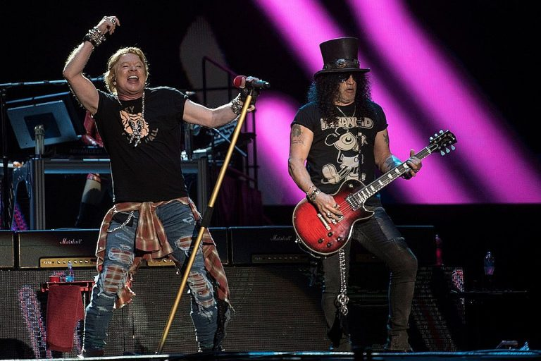 Guns N' Roses Merch Company Files Suit Over Bootleg T-Shirts