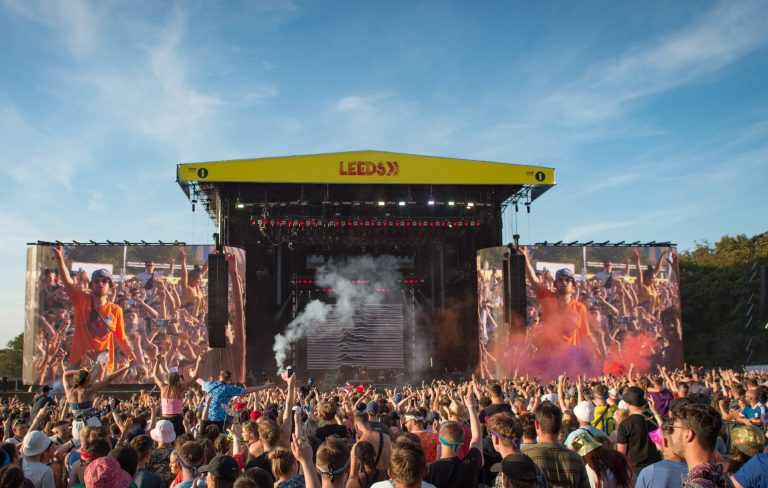 Here's the latest weather forecast for Reading & Leeds 2021