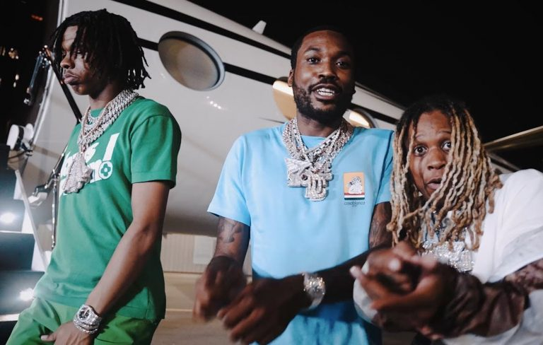 Meek Mill, Lil Baby, and Lil Durk team up on new song 'Sharing Locations'