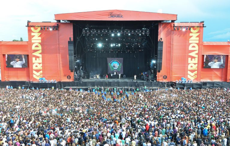 Here's the weather forecast for Reading & Leeds 2021