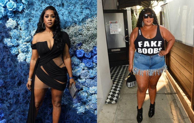 """Remy Ma gives Lizzo advice on dealing with trolls: """"Fuck those bitches"""""""