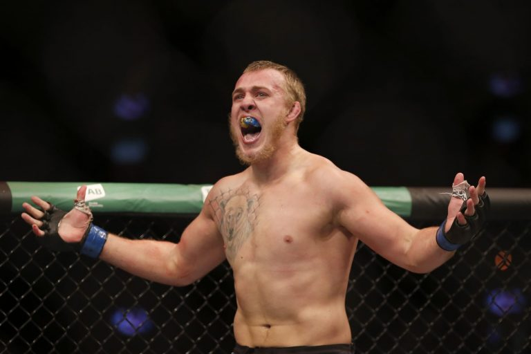 Serghei Spivac heard Tom Aspinall's call-outs 'this is why I'm here'