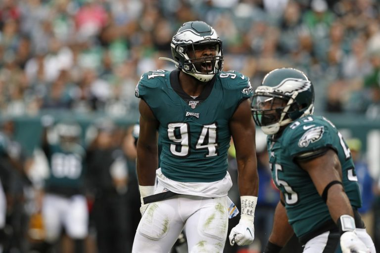 Eagles lock up Josh Sweat to monster 3-year contract extension