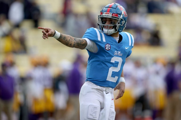 Ole Miss vs. Louisville prediction, odds, spread, line, over/under & betting info for NCAA Week 1