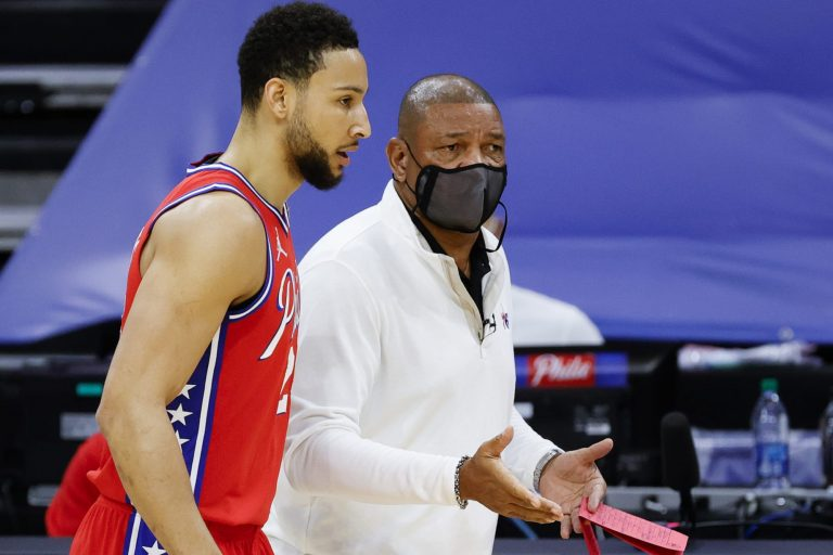 Doc Rivers compares Ben Simmons to Trump voters over 76ers holdout