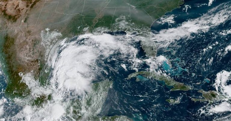 Tropical Storm Nicholas to Bring Up to 16 Inches of Rain to Texas