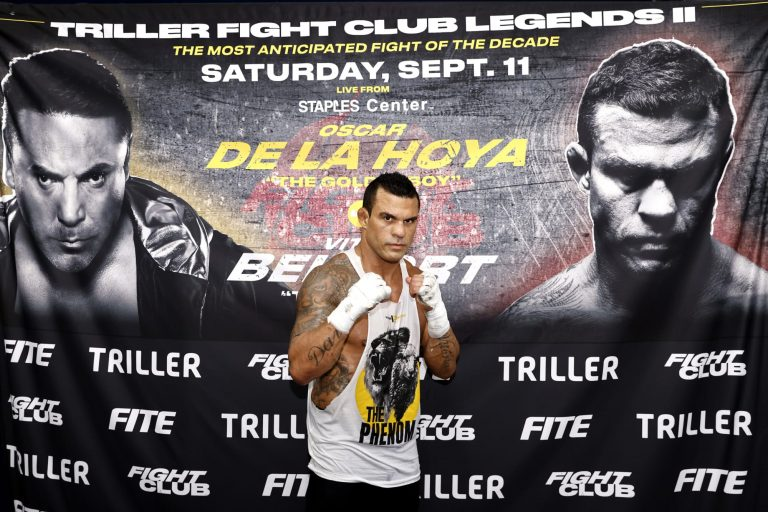 3 reasons to watch the Evander Holyfield vs. Vitor Belfort boxing event
