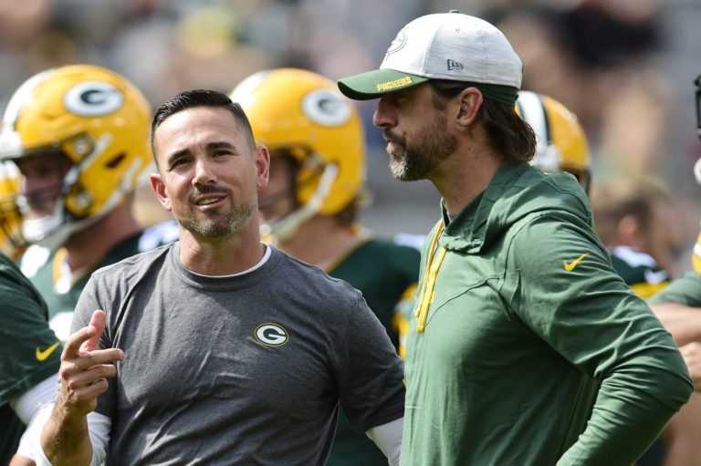 Aaron Rodgers is calling out media over lie about Packers