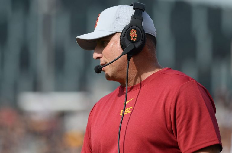 After firing from USC, Clay Helton's next job is an obvious one