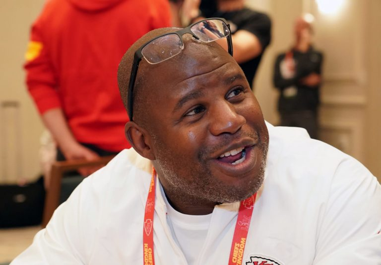 Chiefs' Eric Bieniemy considered HC candidate for USC job