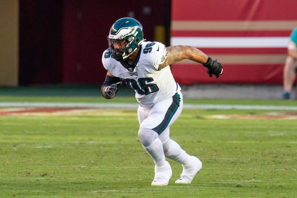 3 Eagles who should be benched after Cowboys loss