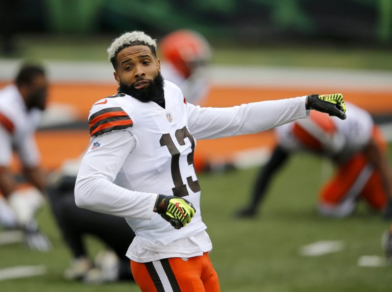 Here's when Odell Beckham Jr will likely return to the Browns