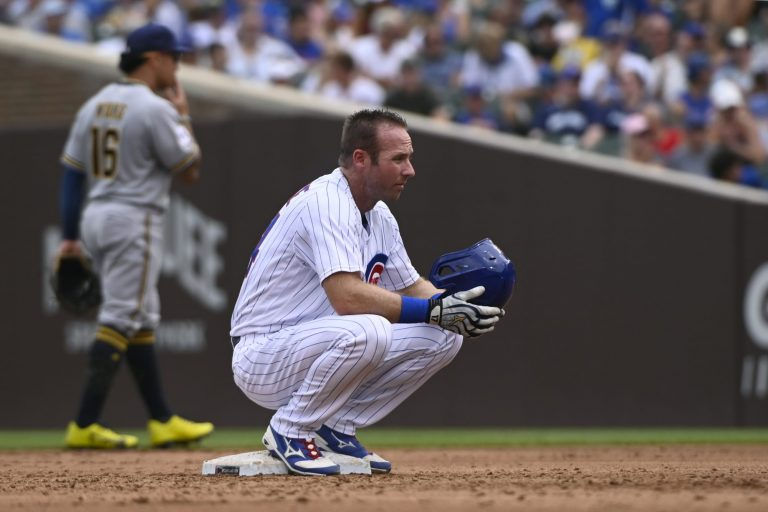 Cubs make wrong kind of MLB history yet again against Phillies