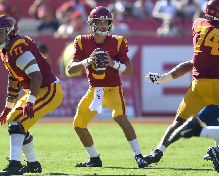 USC vs. Stanford prediction, odds, spread, line, over/under & betting info for NCAA Week 2