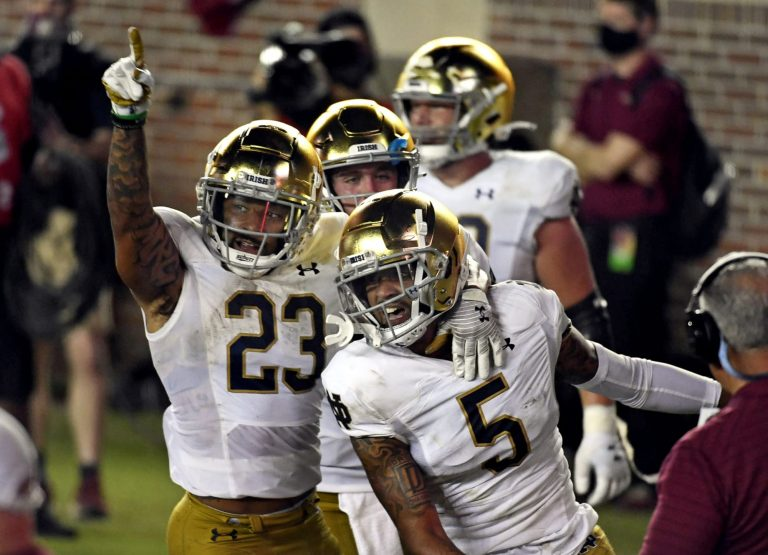 Notre Dame vs. Toledo prediction, odds, spread, line, over/under & betting info for NCAA Week 2