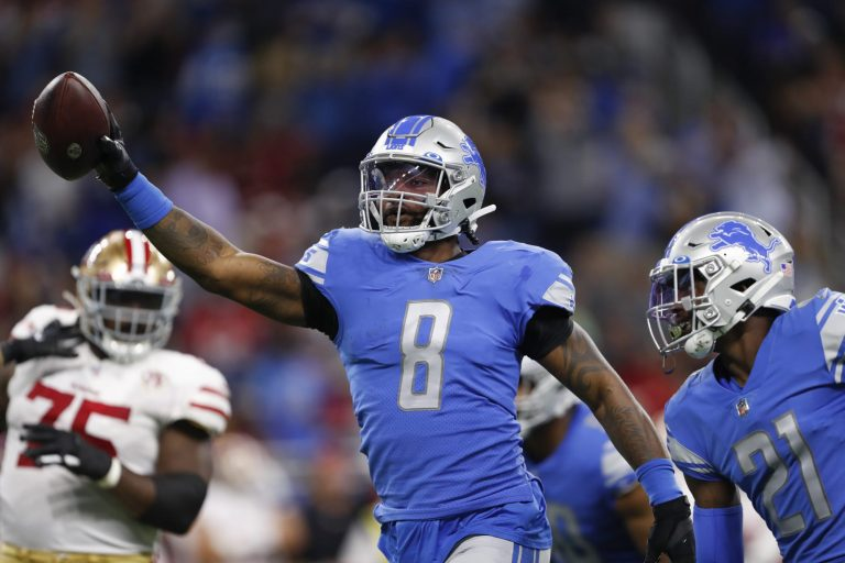Lions fielding trade offers for LB Jamie Collins after being held out of practice