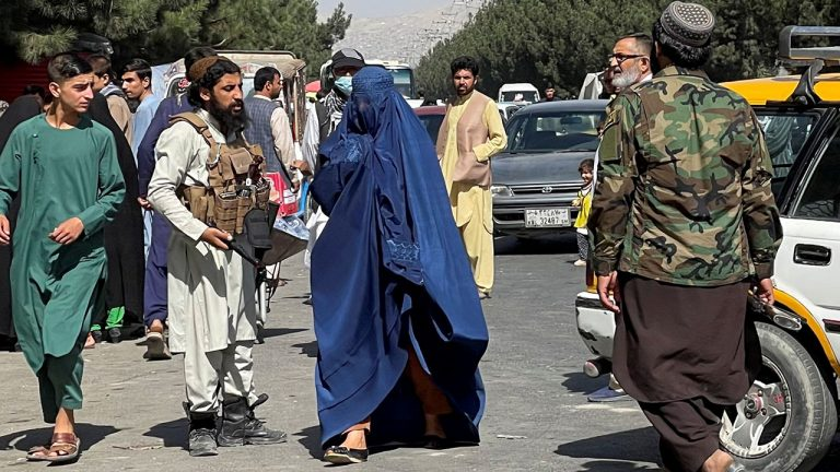 Relative of mother stuck in Afghanistan describes country as 'an open air prison'