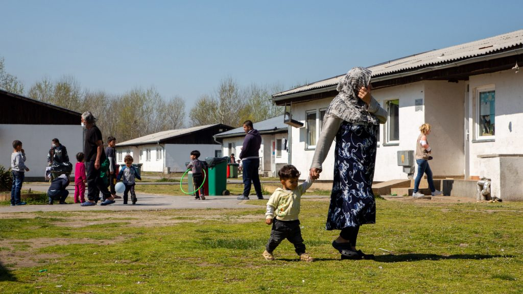Thousands Of Migrants Are In Serbia, Trying To Reach European Union Nations : NPR
